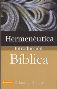 Hermeneutica Introducción Biblica