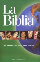 Biblia Palabra de Dios para todos (con vocabulario)
