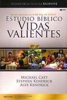 Estudio Bblico Vidas Valientes (DVD de fragmentos + libro)
