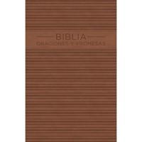 Biblia Oraciones Y Promesas NVI
