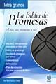 La Biblia de Promesas  – Letra Grande