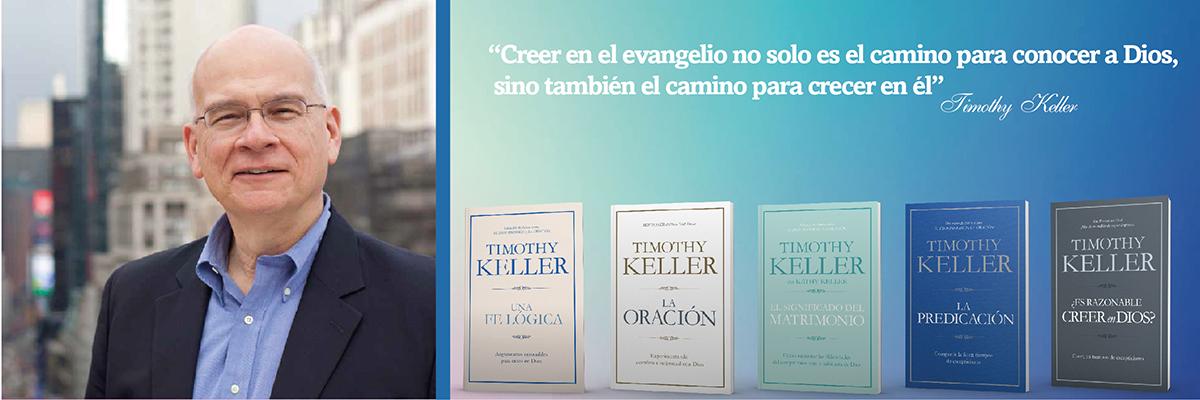 3. Timothy Keller