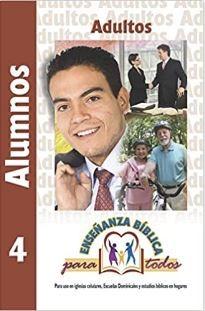 EBPT ADULTOS ALUMNOS 4 (Rustica) [Libro]