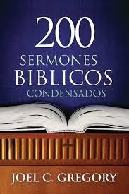 200 Sermones Bíblicos Condensados (Rústica) [Libro]