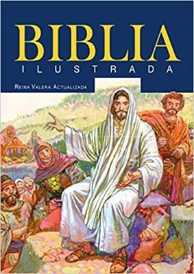 Biblia Ilustrada (Tapa Dura) [Biblia]