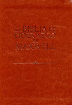 Biblia De liderazgo De Maxwell (Imitación Piel) [Biblia]