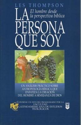 La Persona que Soy (Rústica) [Libro]