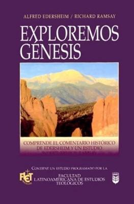 Exploremos Génesis (Tapa Dura) [Libro]