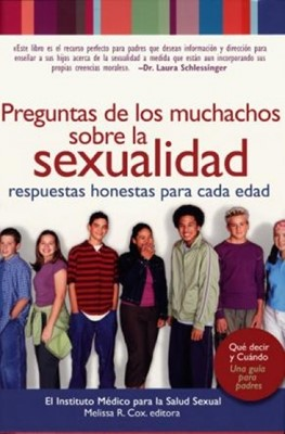 Preguntas De Los Muchachos Sobre La Sexualidad (Tapa Rústica) [Libro]