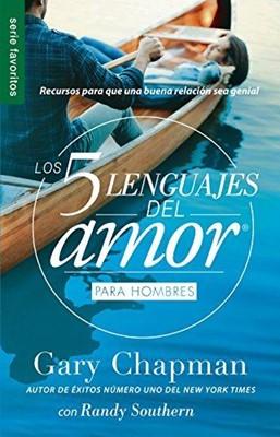 Los 5 Lenguajes del Amor para Hombres (Rústica) [Libro Bolsillo]