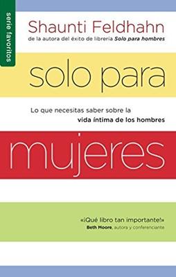 Solo Para Mujeres (Rústica) [Libro Bolsillo]