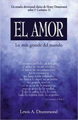 Amor Lo Mas Grande Del Mundo (Rústica) [Libro]