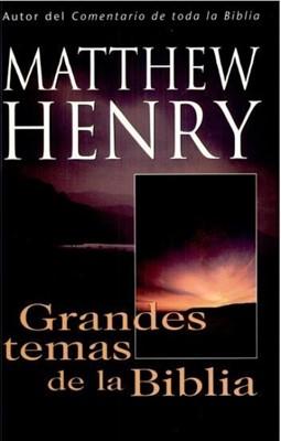 Grandes Temas De La Biblia (Rústica) [Libro]