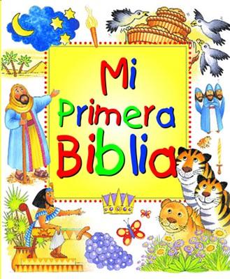 Mi Primera Biblia (Tapa Dura) [Libro]
