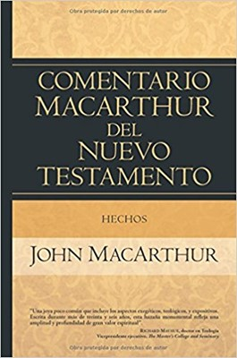 Comentario Macarthur NT Hechos (Tapa Dura) [Comentario]