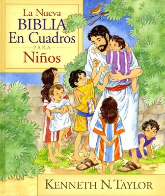 La Nueva Biblia en Cuadros para Niños (Tapa Dura) [Libro]