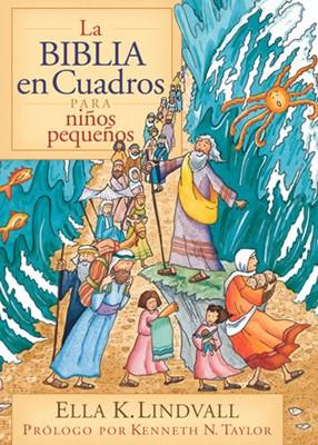 La Biblia en Cuadros para Niños Pequeños (Tapa Dura) [Libro]