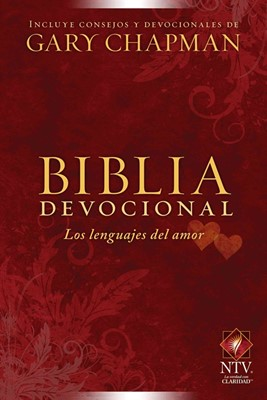 Biblia Devocional los Lenguajes del Amor (TAPA DURA)