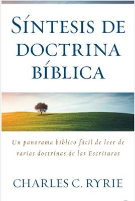 Síntesis de Doctrina Bíblica (Rustica Blanda) [Libro]