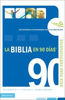 La Biblia en 90 Días (Rústica) [Libro]
