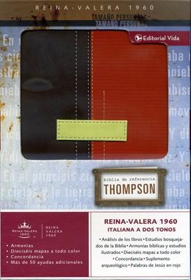 RVR60 Thompson Personal (Imitación Piel) [Biblia]