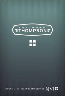 Biblia de Referencia Thompson NVI (Tapa Dura) [Biblia]