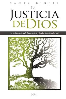 Santa Biblia La Justicia De Dios NVI (Tapa Dura) [Biblia]