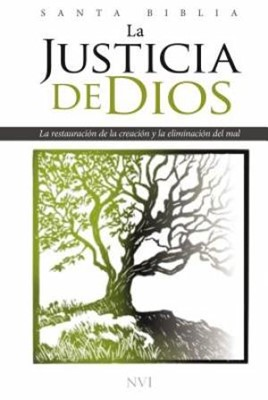 Santa Biblia La Justicia de Dios NVI (Rústica) [Biblia]