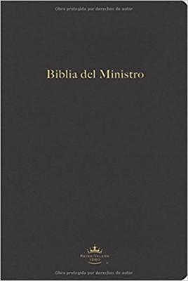 Biblia del Ministro RVR60 (Símil Piel ) [Biblia]