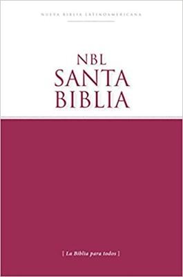 Biblia NBL Nueva B Latinoamerica (Rústica) [Biblia]