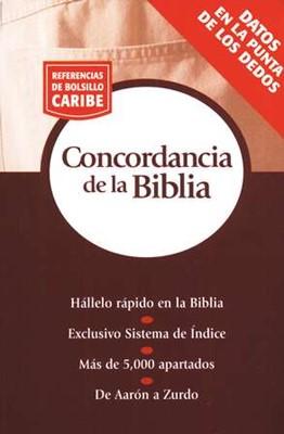 Concordancia Bíblica (Tapa Rústica) [Libro]