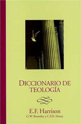 DICCIONARIO DE TEOLOGIA HARRISON TD (Rustico) [Diccionario]