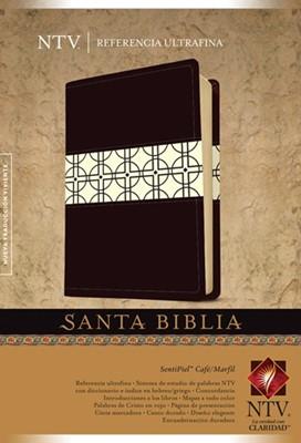 NTV Biblia con Referencias Ultrafina (Piel) [Biblia]