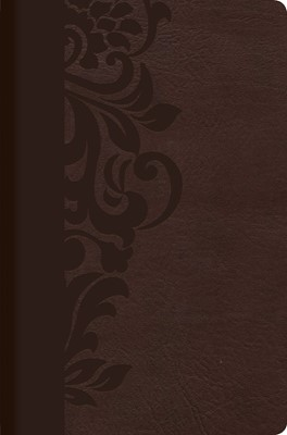 Biblia De Estudio Mujer RVR60 Chocolate (Simil Piel - en caja) [Biblia]