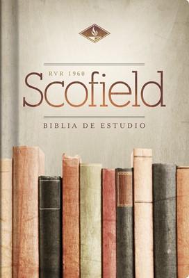 Biblia de Estudio Scofield RVR60 (Tapa Dura) [Biblia]