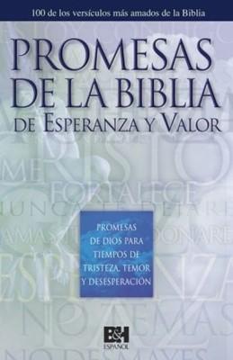 Promesas de la Biblia de Esperanza y Valor (Rústica) [Folleto]