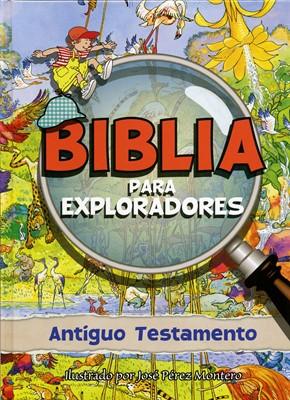 BIBLIA PARA EXPLORADORES AT TD (Tapa Dura) [Biblias para Niñ@s]
