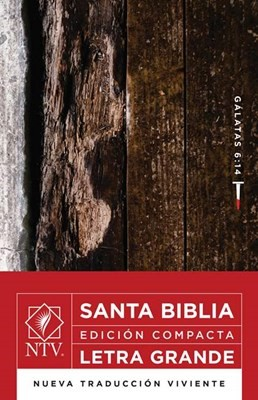 Biblia NTV compacta letra grande