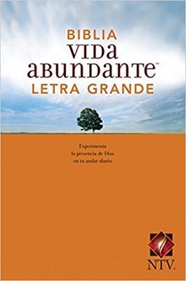 Biblia NTV Vida Abundante (Rústica) [Biblia]