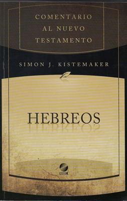Comentario al NT Hebreos (Tapa rústica suave)