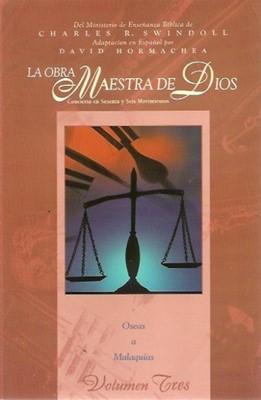 La Obra Maestra de Dios - Volumen Tres (Rustica) [Libro]