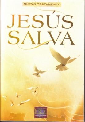 Nuevo Testamento Jesús Salva (Rústica) [Libro]