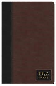 Biblia del Pescador NTV (Imitación Piel) [Biblia]