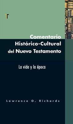 Comentario Histórico-Cultural del Nuevo Testamento (Tapa suave rústica) [Libro]