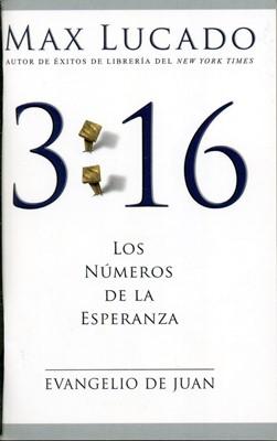 3:16 Los números de la esperanza (Rústica) [Libro]