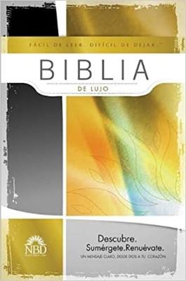 Biblia De Lujo NBD (Simil piel)