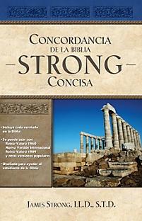Concordancia de la Biblia Strong Concisa (Tapa Dura) [Diccionario]