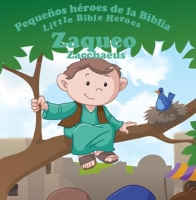 ZAQUEO PEQUEÑOS HEROES BIB (Tapa rústica suave) [Libro de Niños]