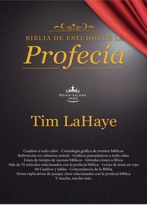 Biblia De Estudio De La Profecia Imitacion Piel (Imitación Piel )