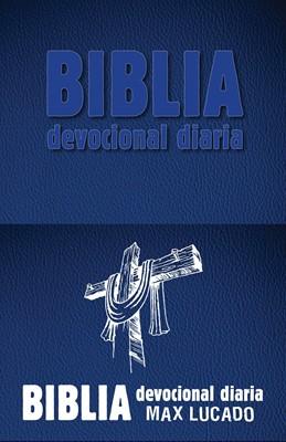 Biblia Devocional Diaria Azul